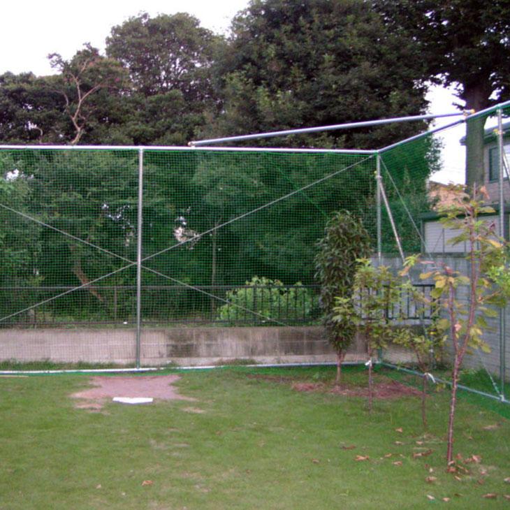 サッカー・バスケ等防球ネット